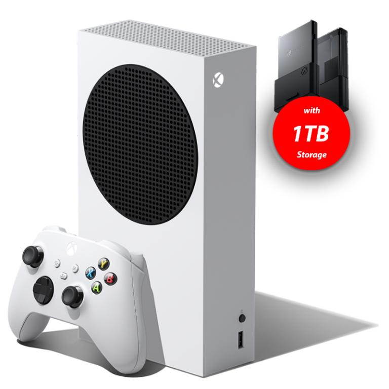 -Xbox Series S Plus sotrage