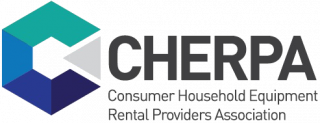 CHERPA Logo - Consumer Household Equipment Rental Providers Association
